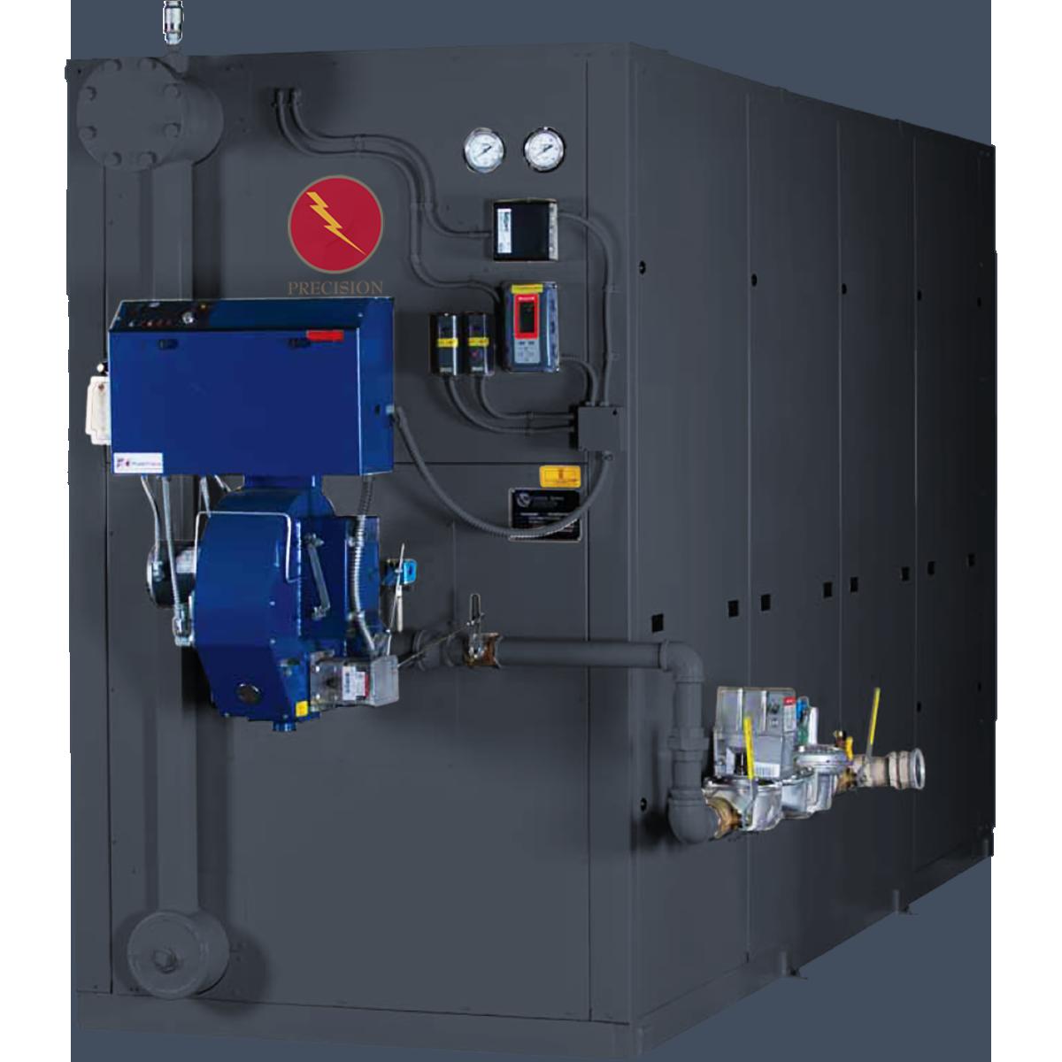 Model FTH Hot Water Boilers
