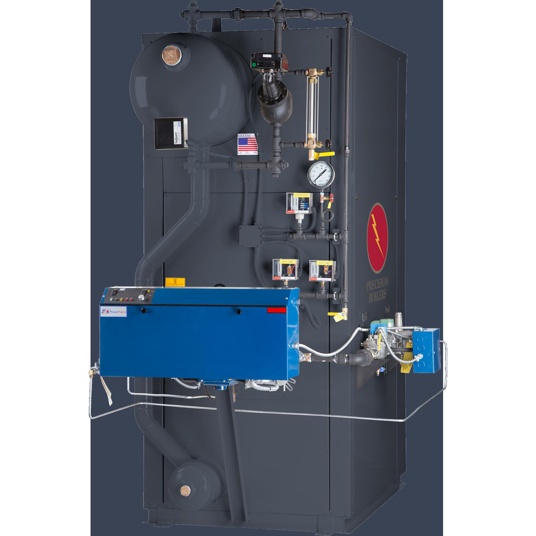 Model FTS Gas Steam Boiler