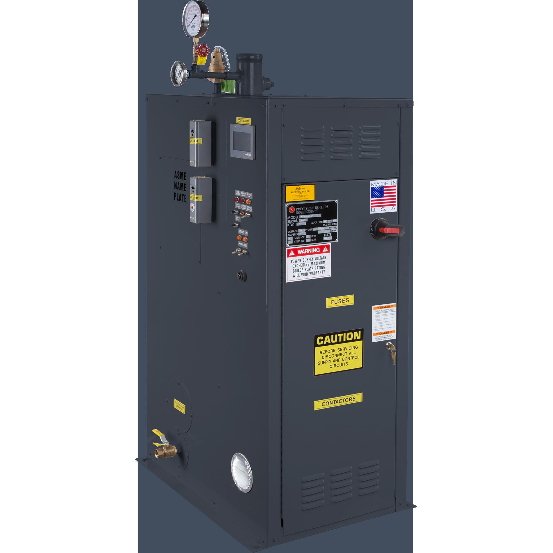 Model PCW Electric Hot Water Boiler