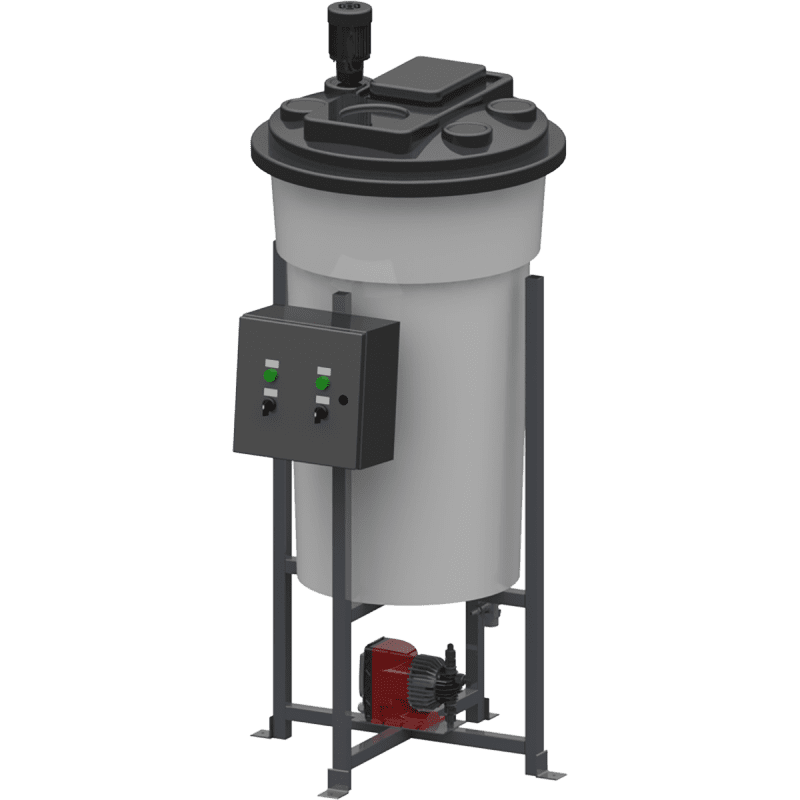 Boiler Chemical Feed System