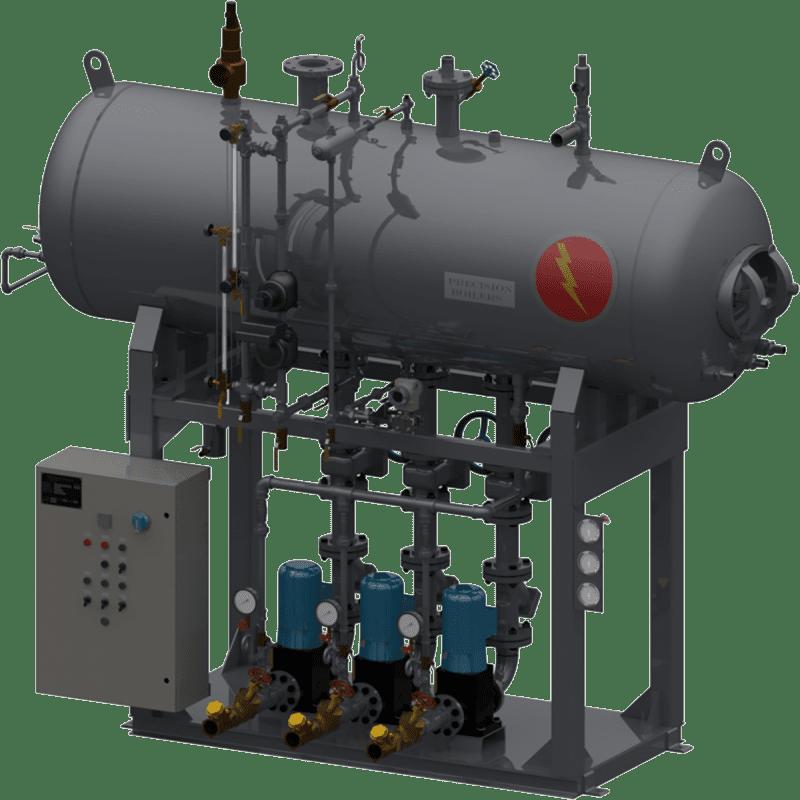 Boiler Spray Deaerator