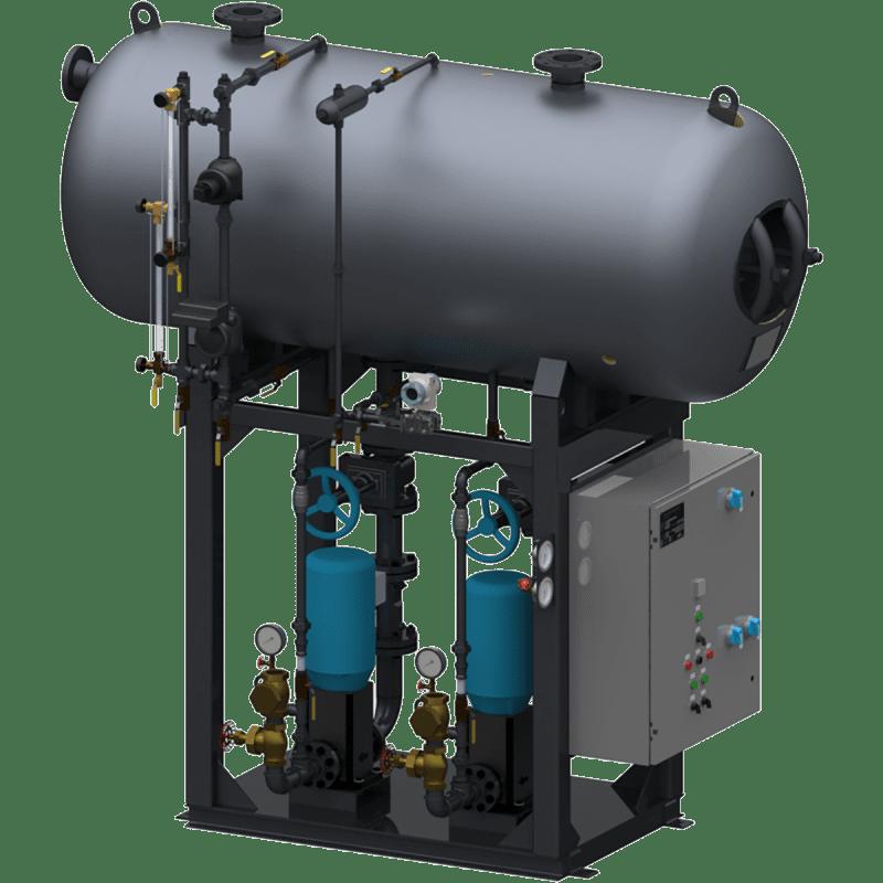 Boiler Surge Tank