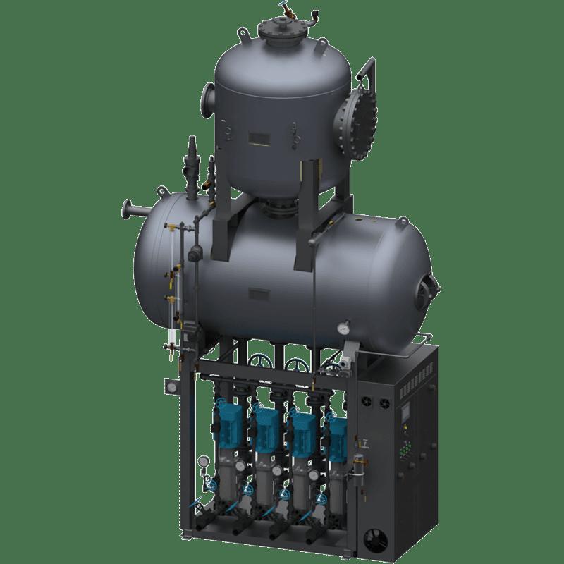 Boiler Tray Deaerator