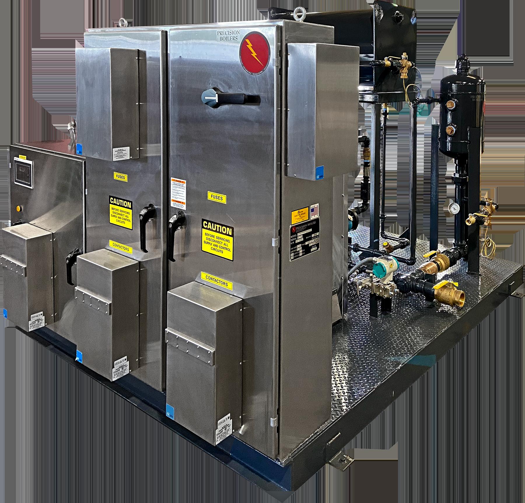 Skid Packaged Boiler System
